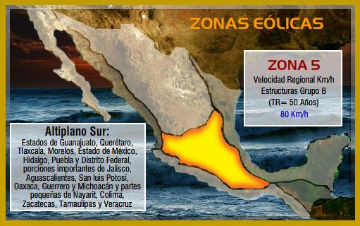 Zona eólica 5
